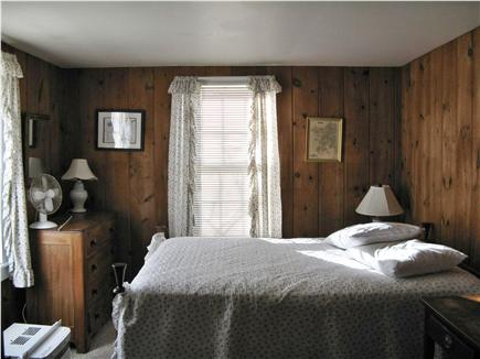 East Orleans Cape Cod vacation rental - Master Bedroom in ''Addition''