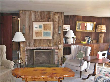 East Orleans Cape Cod vacation rental - ''Addition'' Living Room