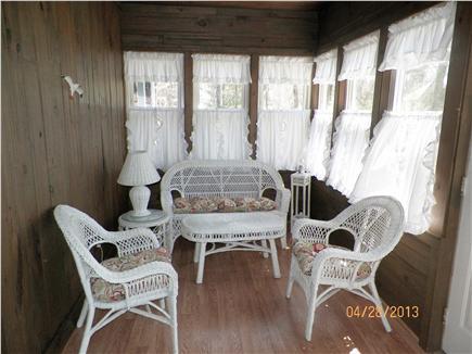 Yarmouth Cape Cod vacation rental - Sunroom