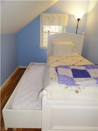 Brewster Cape Cod vacation rental - Second floor second kids room (sleeps 2 twin w/ twin trundle)