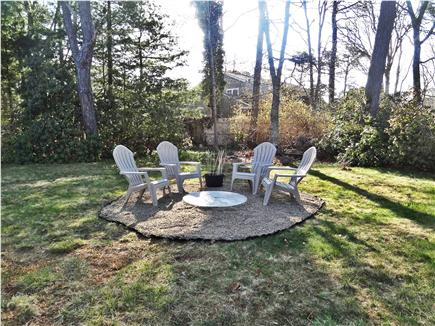 Brewster Cape Cod vacation rental - Firepit