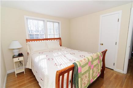 Brewster Cape Cod vacation rental - First floor master bedroom (queen size bed)