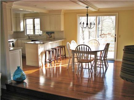 Brewster Cape Cod vacation rental - Dining area as part of open floorplan