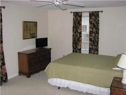 Brewster Cape Cod vacation rental - Master Bedroom with Queen