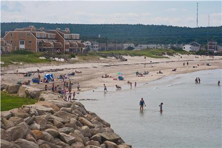 Plymouth MA vacation rental - Pristine White Horse Beach just .3 ( tenths) of a mile away - a