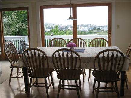 Plymouth MA vacation rental - Dining inside