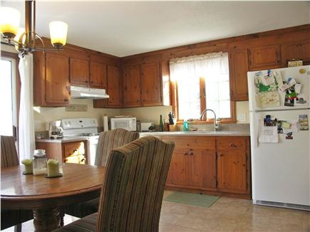 Yarmouth Cape Cod vacation rental - Dining area open into the Kitchen