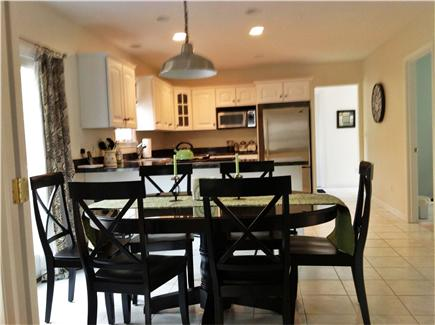 Mashpee Cape Cod vacation rental - Dining area