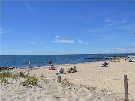 Dennisport Cape Cod vacation rental - Nantucket Sound Beach just 3/10 mile away