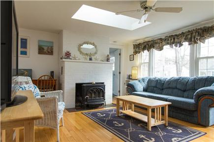 Popponesset Beach in Mashpee,  Cape Cod vacation rental - Living room