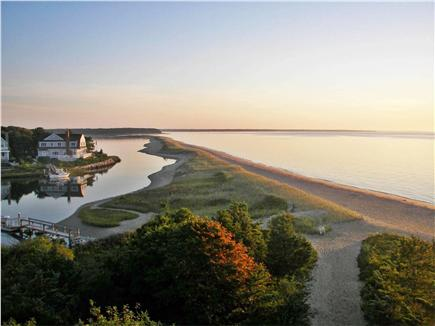 Popponesset Beach in Mashpee,  Cape Cod vacation rental - The Spit - Heaven on Earth