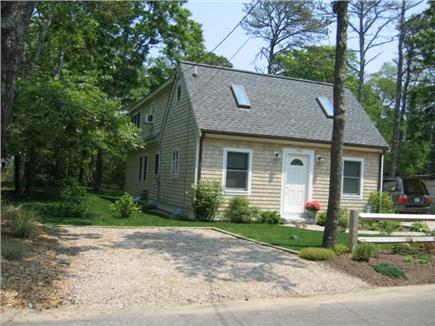 Eastham Cape Cod vacation rental - Front view