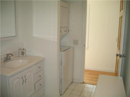 Eastham Cape Cod vacation rental - First floor bath and laundry