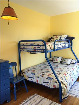 East Dennis Cape Cod vacation rental - Great bedroom for children. Bunk bed with full bed on bottom.