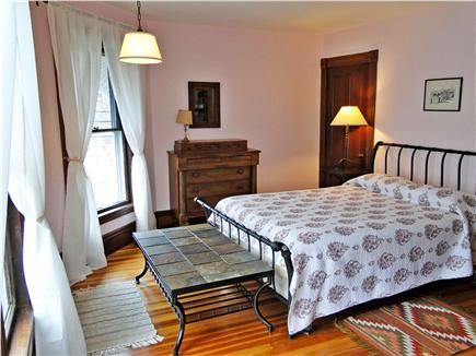 East Dennis Cape Cod vacation rental - Spacious queen bedroom upstairs, hardwood floors throughout