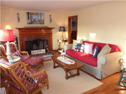 Dennisport Cape Cod vacation rental - Bright & Sunny Living Room