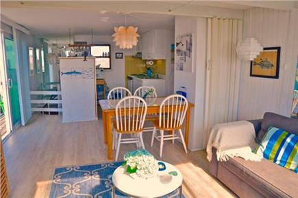 Hyannis Cape Cod vacation rental - Eating/kitchen area