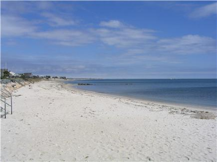 Yarmouth, Bass River Cape Cod vacation rental - Beach on Nantucket Sound walking distance from the house
