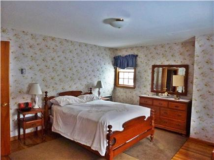 Yarmouth, Bass River Cape Cod vacation rental - Upstairs Master Bedroom with Deck attached