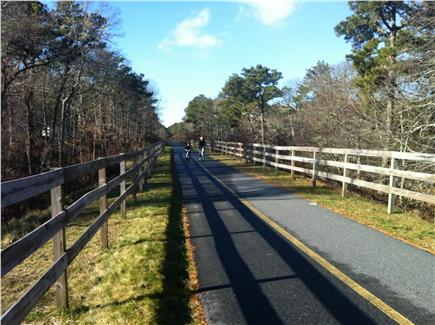 South Chatham Cape Cod vacation rental - 0.3 Miles from bike trail