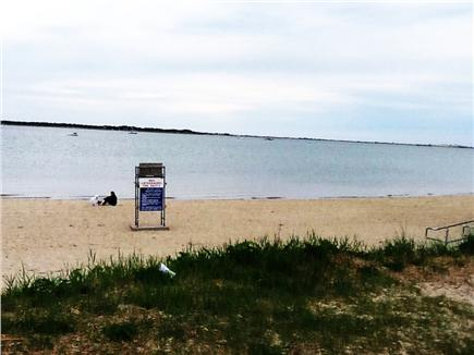 Barnstable Village Cape Cod vacation rental - Millway beach - has a lifeguard