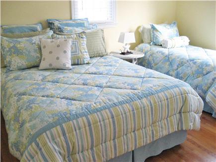 East Dennis Cape Cod vacation rental - Third Bedroom - 1 Queen, 1 Twin