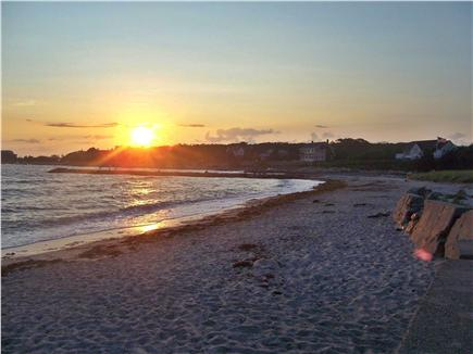 North Falmouth Cape Cod vacation rental - New Silver sunset