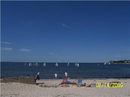 North Falmouth Cape Cod vacation rental - New Silver Beach just 3/4 mile away
