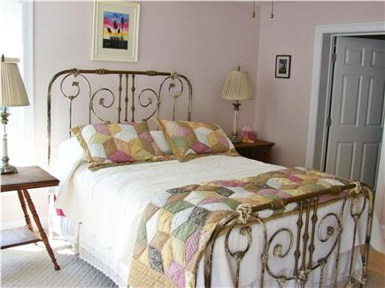 Brewster Cape Cod vacation rental - Downstairs master suite w/ 42'' LED TV and walk-in closet