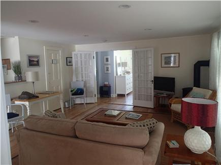 Orleans Town Cove Cape Cod vacation rental - Light-filled living/dining room- view 1