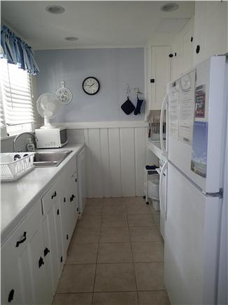 Orleans Town Cove Cape Cod vacation rental - Fully equipped kitchen with newer appliances