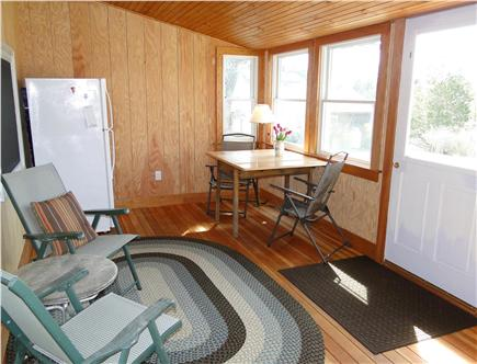 "East Orleans Cape Cod vacation rental - Bonus room! New ""game room"" facing back yard"