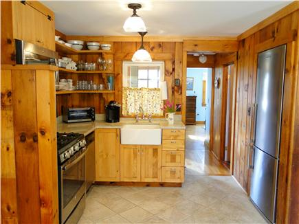 East Orleans Cape Cod vacation rental - Brand new kitchen with new appliances