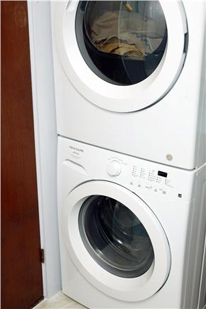 East Orleans Cape Cod vacation rental - Washer and dryer