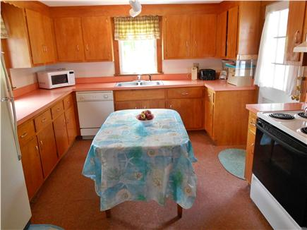 South Dennis Cape Cod vacation rental - Eat In Kitchen