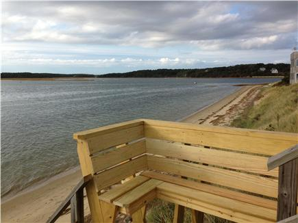 Wellfleet Cape Cod vacation rental - Newly Renovated Historic Cottage w/Private Stairs to Beach!