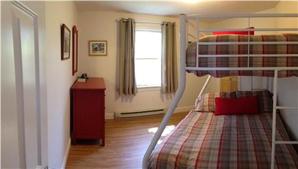 West Barnstable/Sandy Neck Bea Cape Cod vacation rental - Bedroom #3 bunk bed with full size on the bottom and twin on top