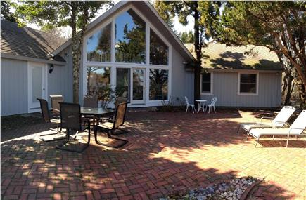 West Barnstable/Sandy Neck Bea Cape Cod vacation rental - Courtyard