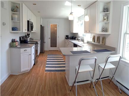 West Barnstable/Sandy Neck Bea Cape Cod vacation rental - Kitchen with breakfast nook