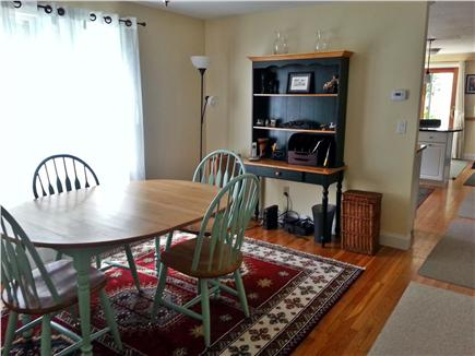 Centerville Centerville vacation rental - Dining area - table expands and there is seating for 6