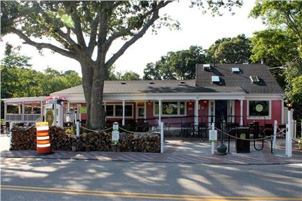 Wellfleet Cape Cod vacation rental - PB Boulagerie Bistro, our neighbor!