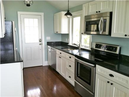 Plymouth MA vacation rental - Brand new kitchen with stainless steel appliances