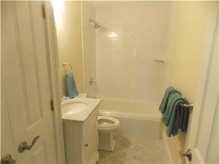 Harwich Port Cape Cod vacation rental - Bathroom with Washer and Dryer