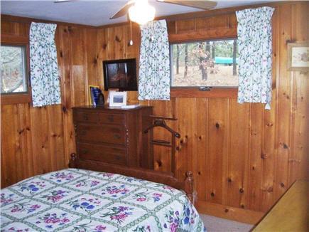 No. Eastham Cape Cod vacation rental - Bedroom, Queen Bed