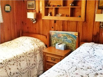 No. Eastham Cape Cod vacation rental - Bedroom, Twin Beds
