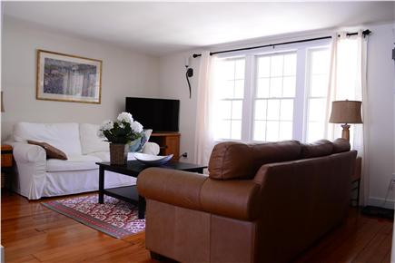 Falmouth Cape Cod vacation rental - Living Room with HD entertainment