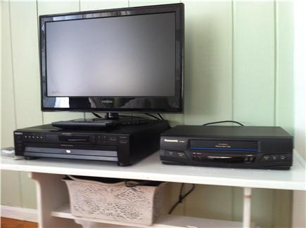 Chatham Cape Cod vacation rental - TV, DVD, and VCR.  Wifi / cable.