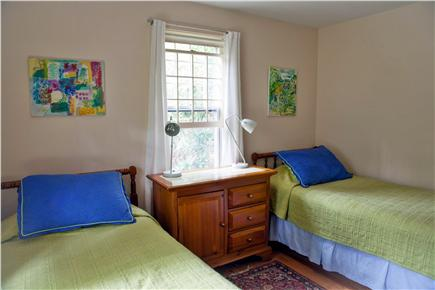 Brewster Cape Cod vacation rental - Twin bedded room