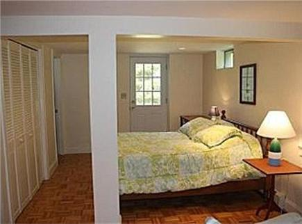 Brewster Cape Cod vacation rental - Downstairs bedroom 2, Queen bed