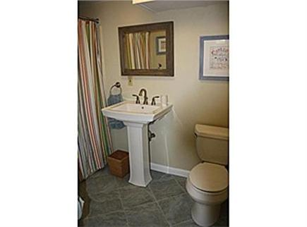 Brewster Cape Cod vacation rental - Downstairs bathroom with shower